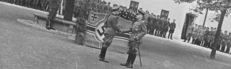 Nacistický teror? Omluva se (ne)přijímá